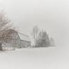 Winter Soltice Barn