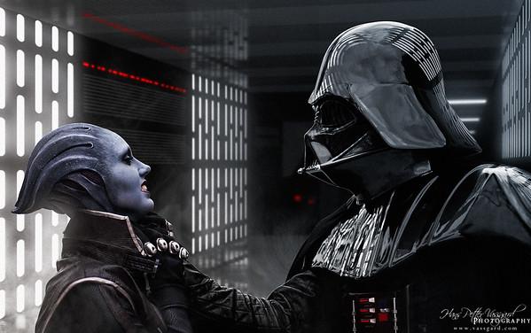 Mass Effect vs Star Wars