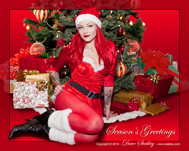 Ms. Jessica Jean is here to help me wish you all the best for the holidays.