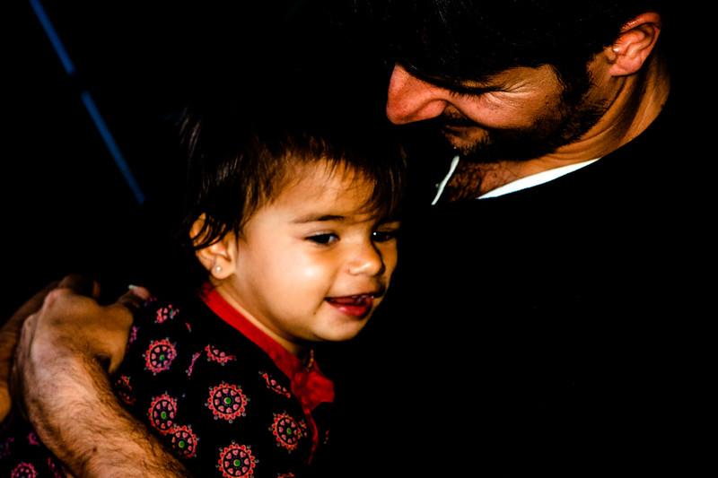 Ricardo and daughter