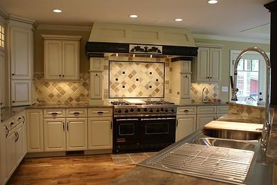 New farmhouse kitchen.