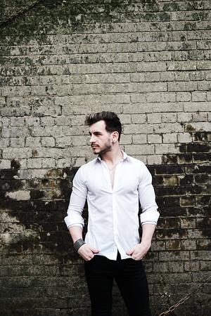 Men's Street Fashion in London