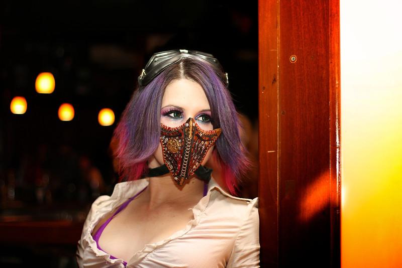 Model by Doorway, Anime/Cosplay/Steampunk Fashion Show - Austin, Texas