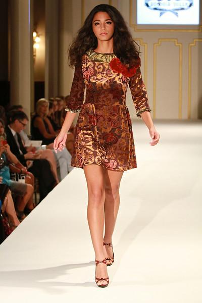 Fashion Show #1, Driskill Hotel - Austin, Texas