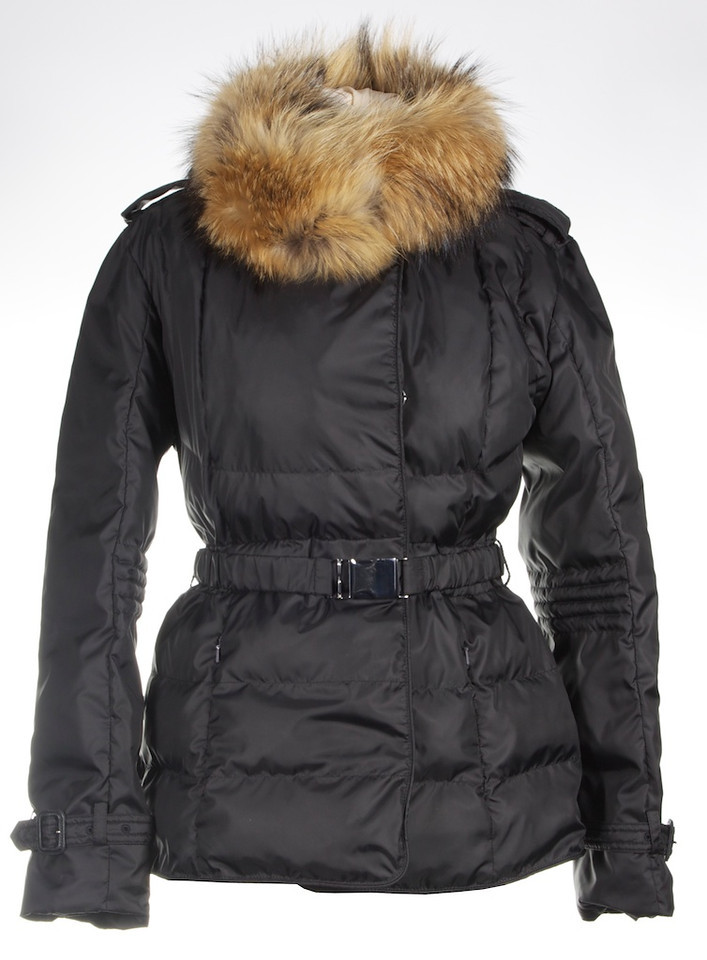 Ladies Jacket, faux fur