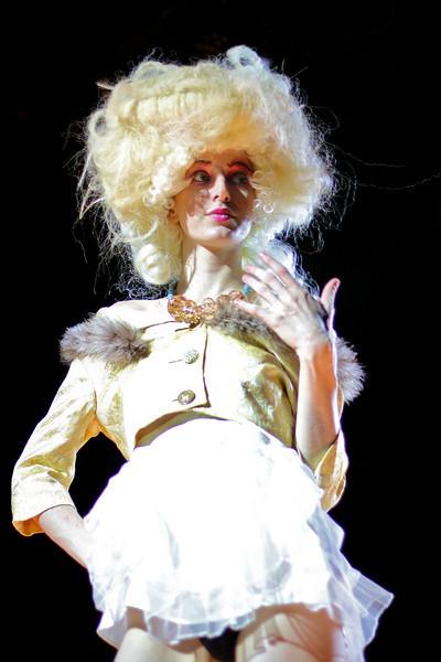 Austin Fashion Week 2010 - Hair Affair - Austin, Texas