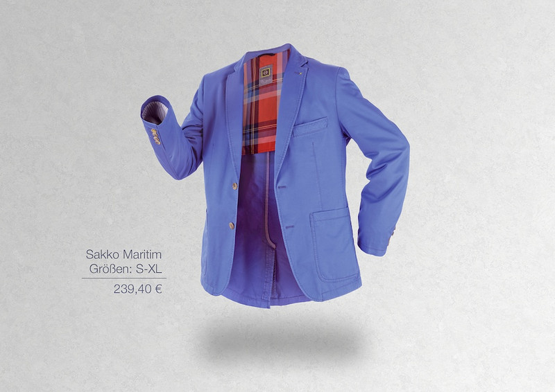 Hollow Man Garment-Photography