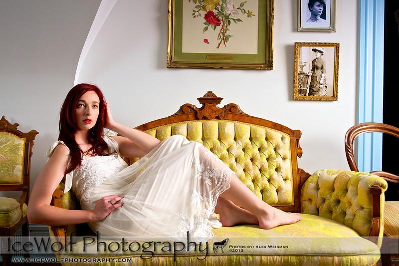 Model: Brittnee McQuade<br /> MUA: Laurie Aiello<br /> Hair: Laurie Aiello<br /> Photographer: Alex Weisman