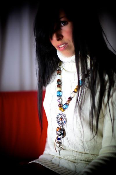 Modeschmuckkollektion