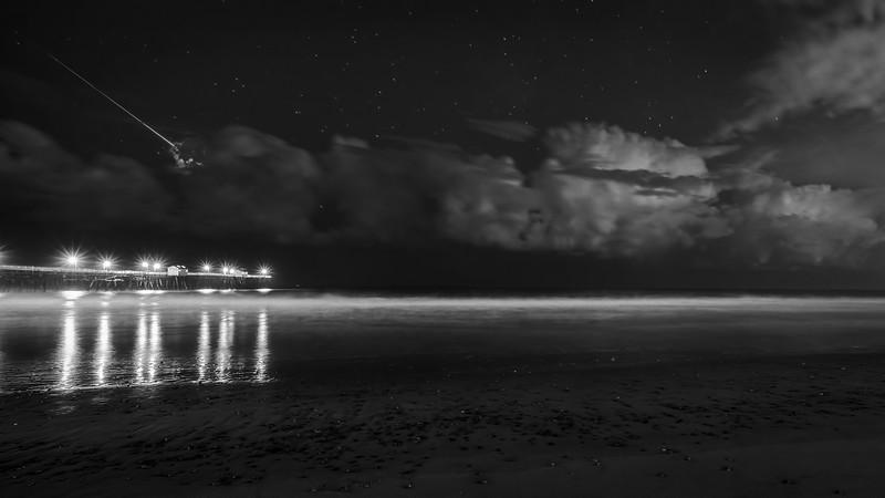 San Clemente Pier Meteor