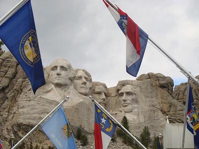 Mt Rushmore 2009