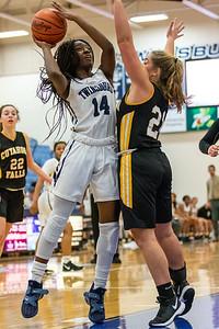 Twinsburg Girls Varsity Basketball