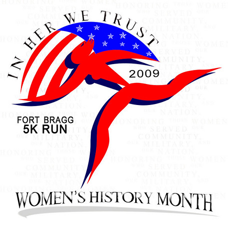 Women's History Run Logo_Public Affairs EEO