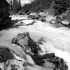 Numa Creek - Kootenay Park in British Columbia, Canada.