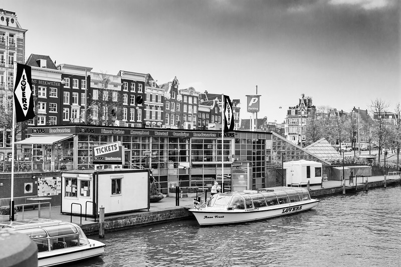City of Amsterdam in The Netherlands.