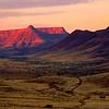 Namibia, Damaraland table mountain