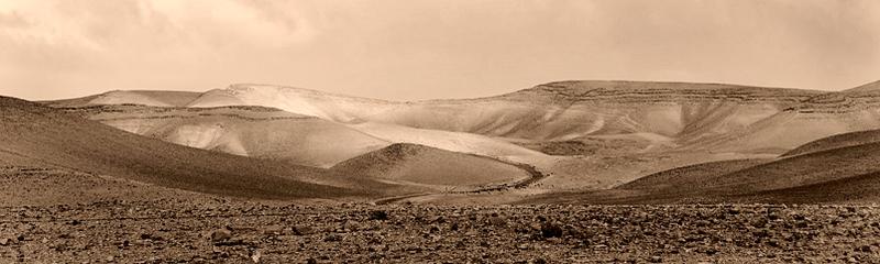 Israel, Negev Desert