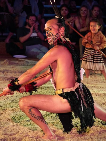 First Nations Dancer