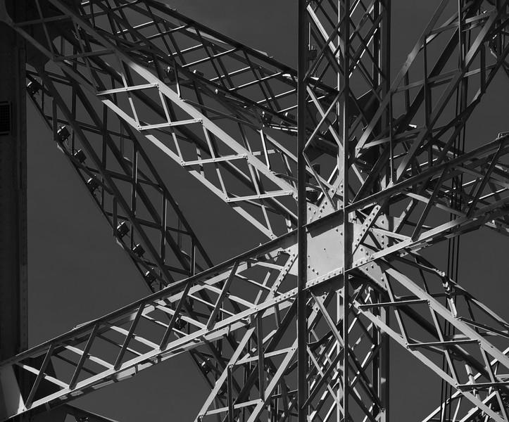 Eiffel Tower Girders