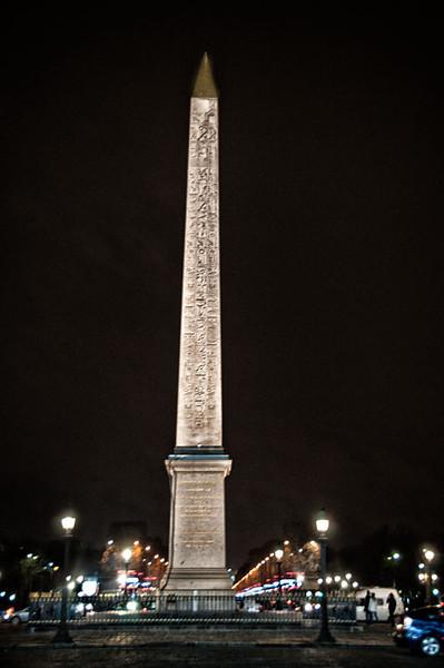 Paris, obelisk, Place de la Concorde