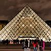 Paris, Louvre Museum entry (I.M. Pei)
