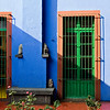 Frida Kahlo house and museum, Mexico City