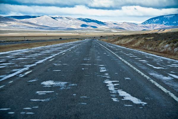 Interstate 15 in Idaho