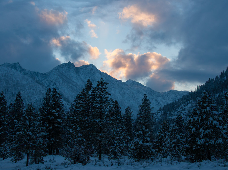 Leavenworth Sunset