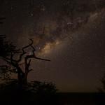 Milky Way over Zimbabwe