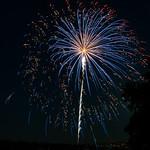 Mercer island Fireworks