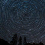 Geminids Star Trail