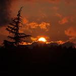 Lake Washington Sunset