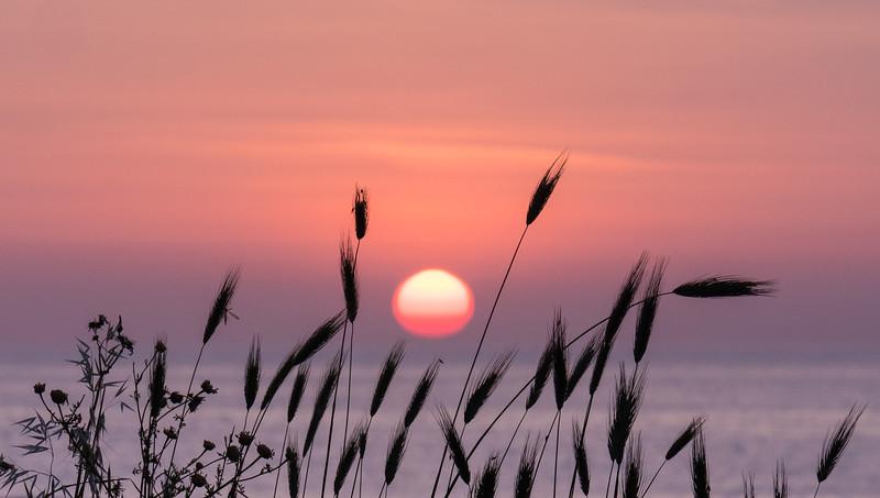 Greek Sunrise