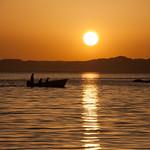 Fishermen Returning Home