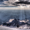 Little Tahoma from Mount Rainier
