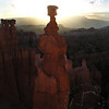 Thor's Hammer, Bryce Canyon National Park, July