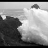100 foot+ breaker at Cape Kiwanda, Oregon coast.