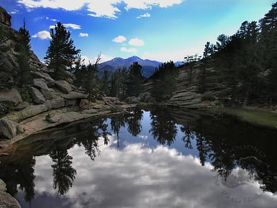Gem Lake, Rocky Mountain National Park