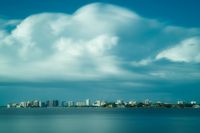 Sarasota Skyline One Afternoon