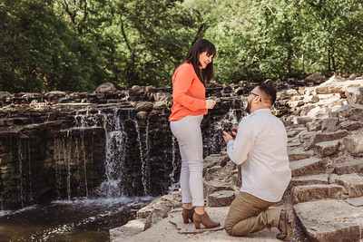 Professional Engagement Photographer Located in Little Elm, TX