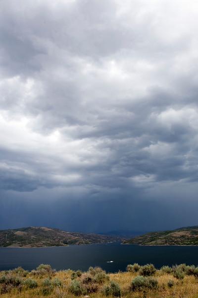 Jordanelle Thunderstorm