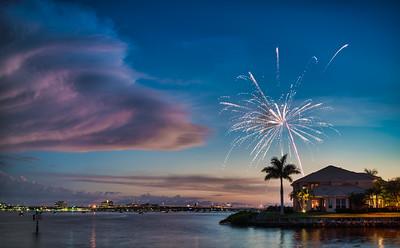 Private Fireworks