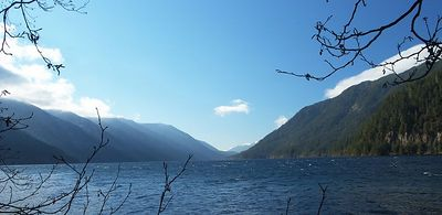 #4493 - Lake Crescent