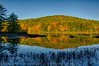 Connor Pond reflection
