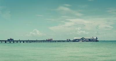 Panorama of the Pier