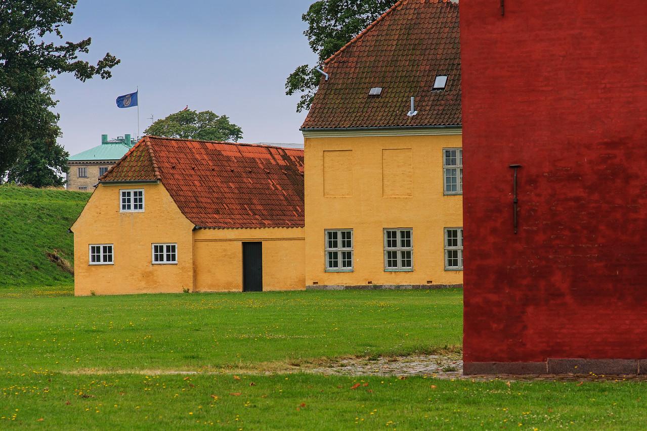 Kastellet (old fortress from 1600's) - Copenhagen
