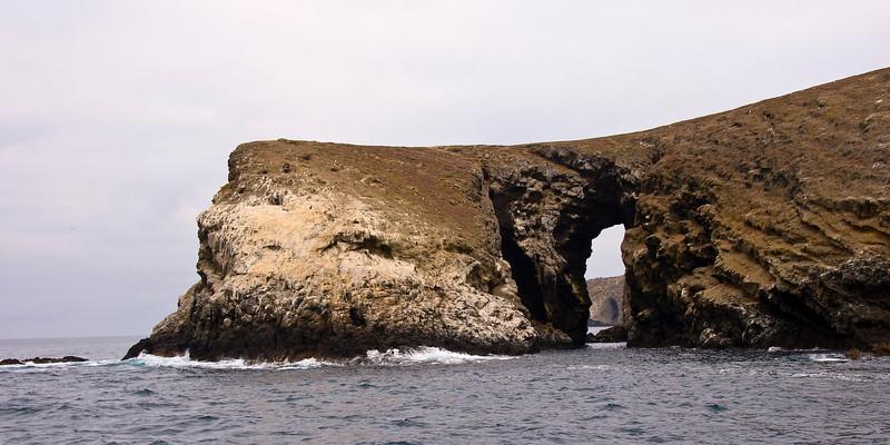 The Arch, Santa Barbara Island