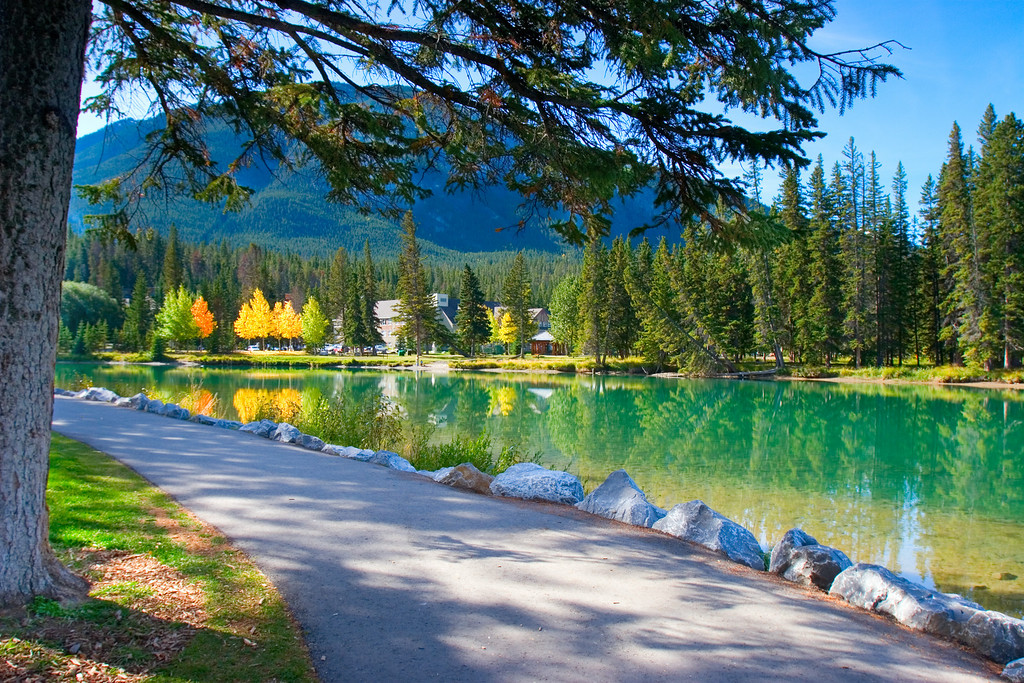 Banff Bow River #2