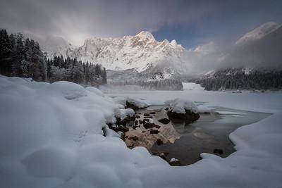 Mt. Mangart