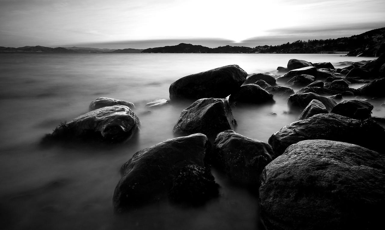Bjørnefjorden rocks - Os